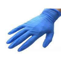Cheap Cleaning Disposable Nitrile Gloves Flexible Design Gardening Food Preparation for sale