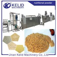 2016 New type superior Modified starch food production line/Nutritional Powder making machine