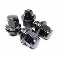 Cheap Shank Seat Mag Wheel Lug Nuts / Replacement Wheel Nuts For Nissan Infiniti for sale