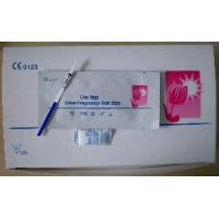 Cheap Pregnancy Rapid Test Strip Urine Test (EU CE approved) for sale