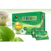 Cheap Food Additives Sweeteners , Erythritol Molecular Weight 122.12 for Chewing Gum for sale
