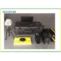 Cheap Line Scanning CCD mobile Under Vehicle Inspection System For Undercarriage Checking for sale