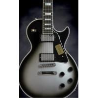 Cheap Gibson Electro Acoustic Guitar Custom Les Paul Custom Silverburst Right-handed for sale