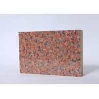 Fire Decorative Boards : Red fire retardant foam decorative insulation board