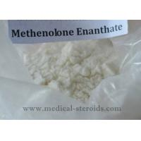 Quality Methenolone Enanthate Muscle Enhancing Steroids , Fat Burning Hormones 99% Assay wholesale