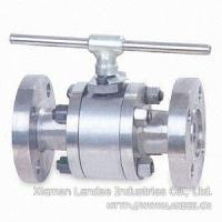 Cheap Forged Steel Floating Ball Valves for sale
