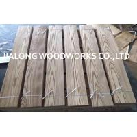 Cheap Natural Sliced Cut Russia Ash Wood Veneer Sheet For Following Top Layer for sale