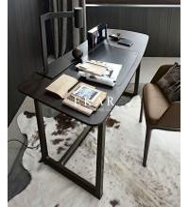 Cheap Modern Furniture Simple Design Wooden Study Laptop Desk ZZ-ZDK-1589 for sale