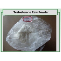 Cheap White Color Testosterone Based Steroids Raw Powder , Muscle Growth Steroid for sale