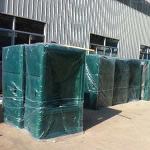 Cheap Wholesale Blue Plastic Laundry Carts for sale