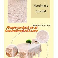 American Crafts Lace Table Runner