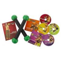 Cheap 2014 hot sale Zumba Fitness Total Body Transformation System DVD Set for sale