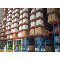 Cheap Self Supported Industrial Racking And Steel Storage Systems Height 10-30M for sale