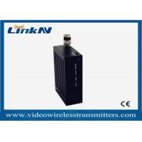 Quality Over 1 Km Long Range COFDM Transmitter NLOS Wireless Video Transmission wholesale