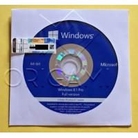 Buy cheap Microsoft Windows 8.1 pro License DVDpackaging multilingual Product Code 100% from wholesalers