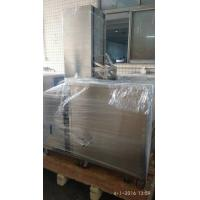 Cheap Custom Made Ultrasonic Parts Cleaner 540L / 140Gal Pneumatic Lift CE Certification for sale