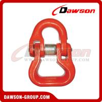 Cheap G80 Web Sling Connector / Grade 80 Connecting Link for Webbing & Lifting Chain Slings for sale