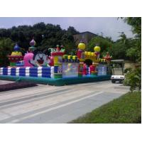 Buy cheap Waterproof PVC tarpaulin anti-mildew for water park/ inspection and quality from wholesalers