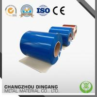 Cheap Color Coating Aluminium Sheet Roll For Roofing Material 0.1-2.5 mm Thickness for sale