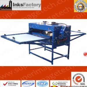 Cheap Air Automatic Heat Press Machine (100*120cm) for sale