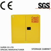 Buy cheap Flammable Liquid Storage Cabinet in labs,university, minel, stock,research from wholesalers