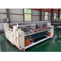 Buy cheap Semi-automatic Two Piece Carton Gluing Machine For Corrugated Board from wholesalers