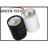 Quality Ceiling Surface Mounted Dimmable Down Lights 120 Degree Beam Angle 100 - 240VAC wholesale