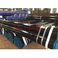 Cheap Longitudinally Electric Weld Steel Incoloy Pipe 530-1220mm Diameter Grade K60 for sale