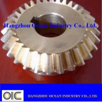 Cheap Corrosion Resistance Transmission Spare Parts Steering Gear / Speed Gear for sale