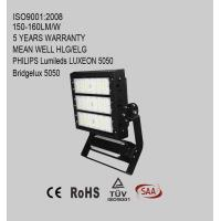 Cheap Latest outdoor lighting LED 300W flood light with Meanwell HLG lumileds luxeon for sale