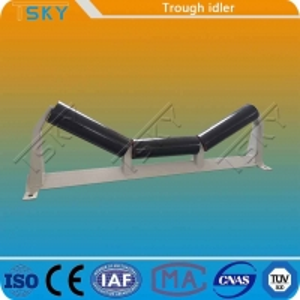 Cheap JIS Conveyor Troughing Idlers for sale