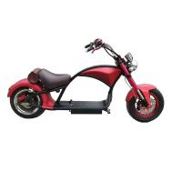 Cheap Citycoco Lithium Battery Electric Scooter 60v 1500W/2000W With EEC/COC Approval for sale