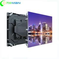 Quality Hanging HD LED Display , Wall Mounted HD Led Video Wall P1.875 P1.8 P1.87 Fast Install wholesale