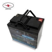 China CC 12V 35Ah LiFePO4 Lithium Phosphate Battery For Bike Scooter on sale