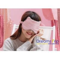 Buy cheap USB Heated Eye Mask Super Comfortable and Pure Silk Soft Sleep Eye Mask and from wholesalers