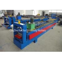 Self Joint Roofing Sheet Roll Forming Machine 3 phases For 380 Voltage