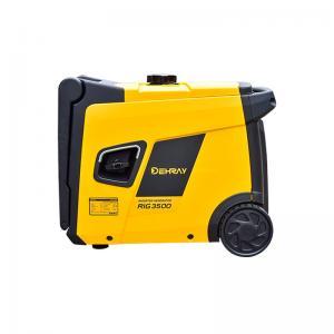 Cheap 60Hz 4 Stroke Recoil Starter Portable Gasoline Generator for sale