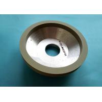 Cheap Resin Bond Small Diamond Grinding Wheels Customize Shapes And Size for sale