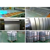 Cheap Slitting SGCD Dry Hot Dip Galvanized Steel Strip for Constructual Purlins  for sale