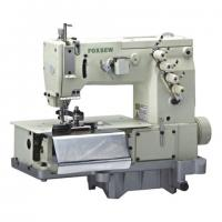Cheap Double needle flat-bed making belt loop with front cutter(the width of belt loop) FX2000C for sale