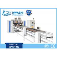 Buy cheap Refrigerating Condenser Wire Welding Machine Rated Bleed Pressure High from wholesalers