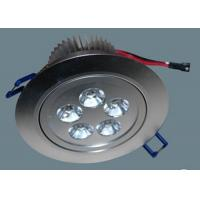 Cheap 5W - 18W Recessed LED Ceiling Lights 80 CRI For Reception Room Lighting for sale