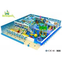 Quality Colorful Indoor Play Spaces For Toddlers , Indoor Playground For 1 Year Old wholesale
