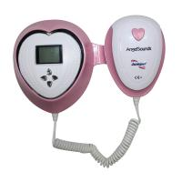 Cheap with LED display Angelsounds fetal heart rate detector JPD-100S4  fetal doppler for baby monitor CE&CE approved for sale