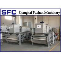 Cheap Industrial Sludge Dewatering Belt Press For Wastewater Treatment Easy Operation for sale