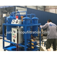 Cheap Vacuum Turbine Oil Purifier, Lube Oil Vacuum Dehydration and Purification Plant for sale