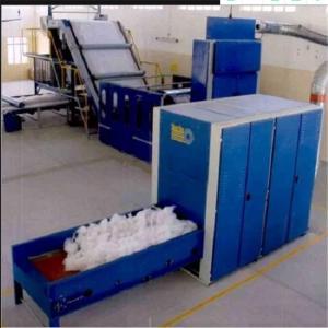 Buy cheap Cotton Quilt Wadding Machine non gule cotton wadding machine from wholesalers