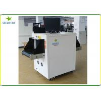 Cheap Durable X Ray Airport Scanner , Security Baggage Scanner 0.22m/S Conveyor Speed for sale