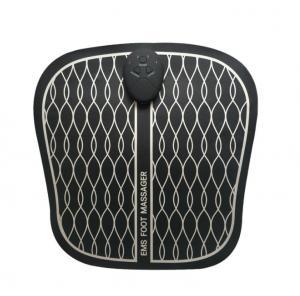 Cheap Hot Convenient pulse ems foot Electric TENS Unit Reflexology Foot Massage Mat wireless neck massager for sale
