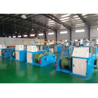 Cheap Industrial Cable Production Equipment , Wire Extrusion Line 26x3.4x2.8m Size for sale